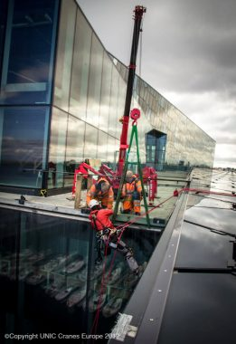 Hitting all the right notes at Harpa Concert Hall
