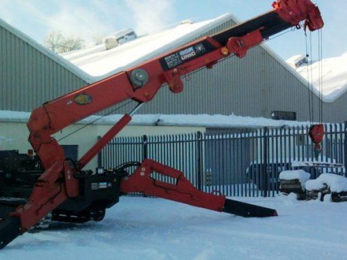 New Unic Cranes Dealer in Norway