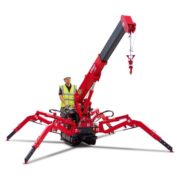 URW-094 Spider Crane