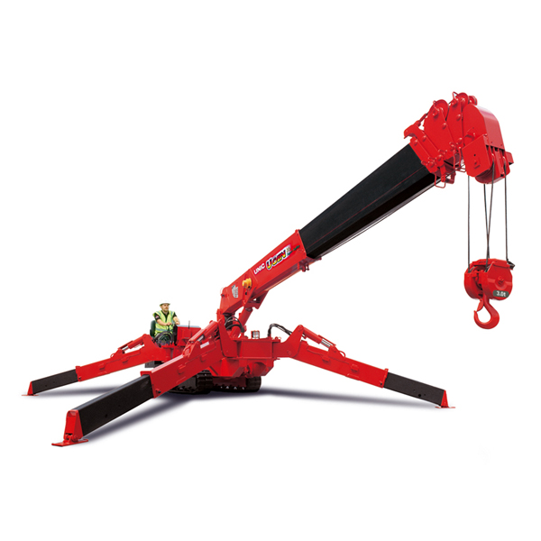 UNIC URW-506 - Used and New Mini Cranes for Sale and Hire in