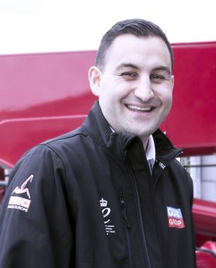 Daniel Ezzatvar, Marketing Manager