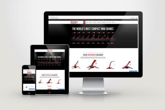 UNIC Cranes Europe New Website