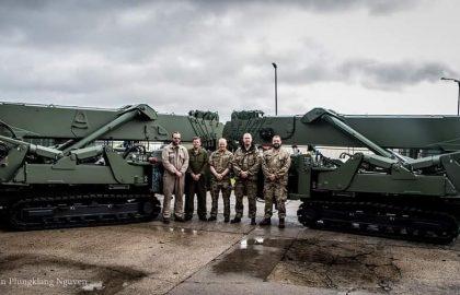Danish Defence Sale