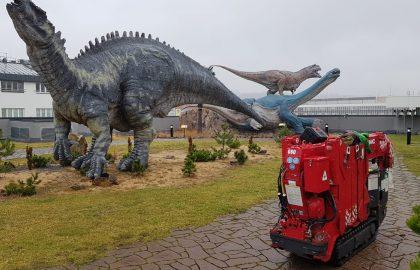 UNIC URW-095 Dino Lift